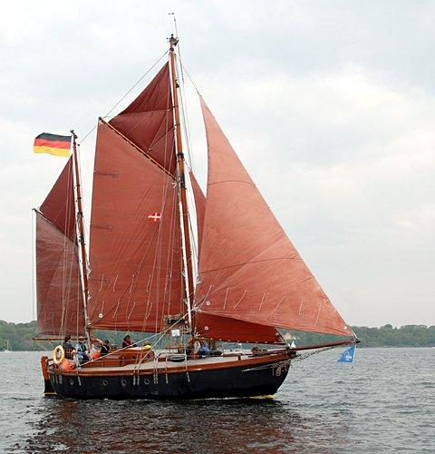 Isamar, Volker Gries, Rum-Regatta 2012 , 05/2012