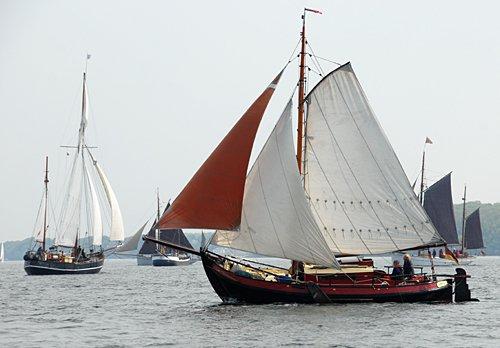 Ysabel, Volker Gries, Rum-Regatta 2012 , 05/2012