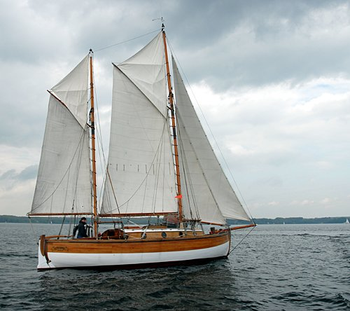 Sturmvogel, Volker Gries, Rum-Regatta 2012 , 05/2012