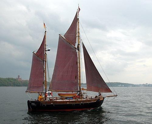 Widder, Volker Gries, Rum-Regatta 2012 , 05/2012