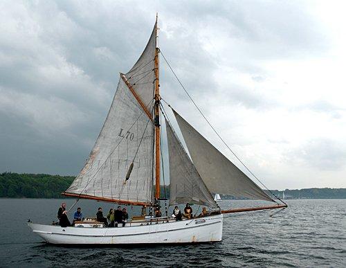 Charlotte, Volker Gries, Rum-Regatta 2012 , 05/2012