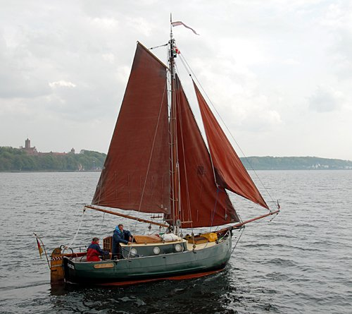 Isabella, Volker Gries, Rum-Regatta 2012 , 05/2012