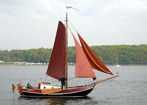 Luise, Volker Gries, Rum-Regatta 2012 , 05/2012
