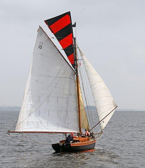 Mildred, Volker Gries, Rum-Regatta 2013 , 05/2013
