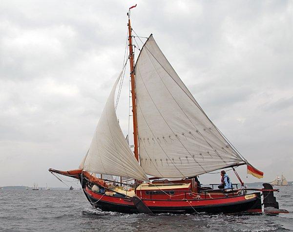 Ysabel, Volker Gries, Rum-Regatta 2013 , 05/2013