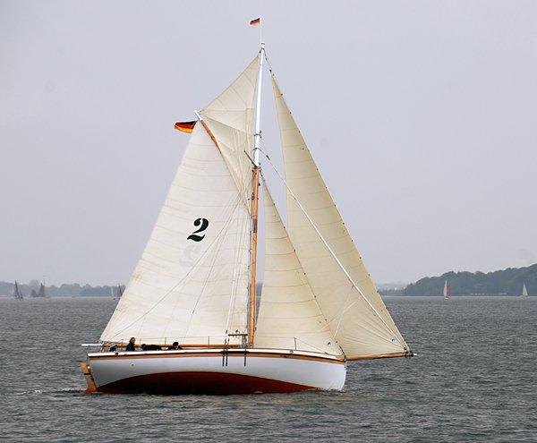 Freya von den sieben Inseln, Volker Gries, Rum-Regatta 2013 , 05/2013