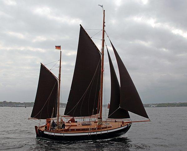 Tangaroa, Volker Gries, Rum-Regatta 2013 , 05/2013