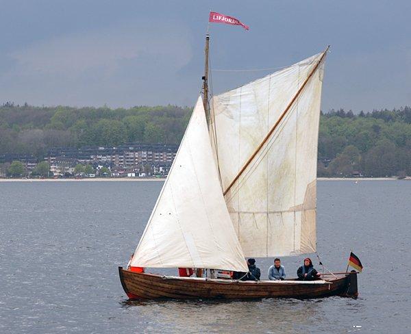 Lifjorden, Volker Gries, Rum-Regatta 2013 , 05/2013