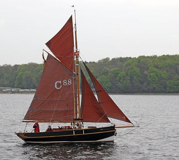 Mavrodaphne C88, Volker Gries, Rum-Regatta 2013 , 05/2013