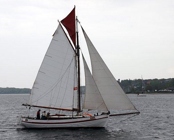 Aliado, Volker Gries, Rum-Regatta 2013 , 05/2013