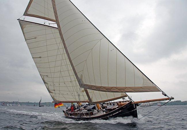 Kong Bele, Volker Gries, Rum-Regatta 2015 , 05/2015