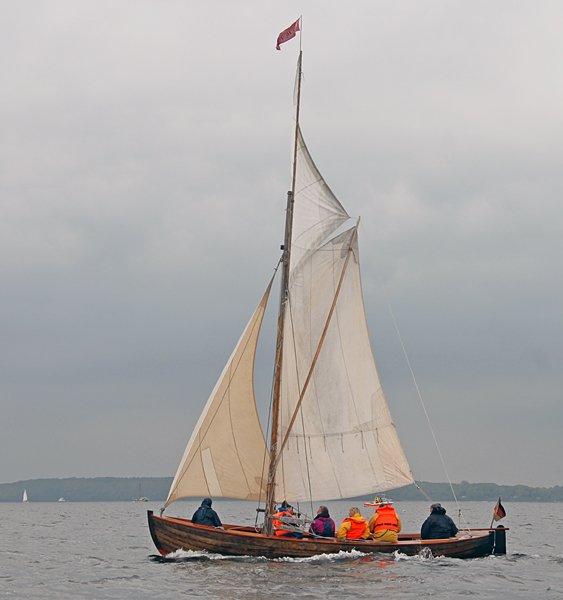 Lifjorden, Volker Gries, Rum-Regatta 2015 , 05/2015