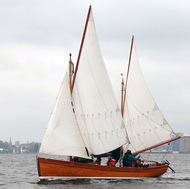 Balu, Volker Gries, Rum-Regatta 2015 , 05/2015
