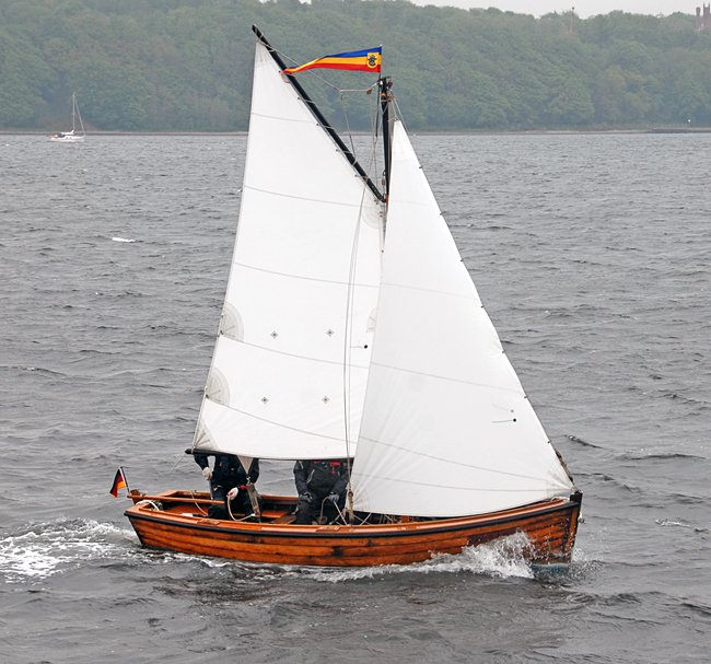 Flotte Lotte, Volker Gries, Rum-Regatta 2015 , 05/2015