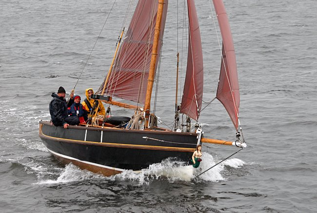 Mavrodaphne C88, Volker Gries, Rum-Regatta 2015 , 05/2015