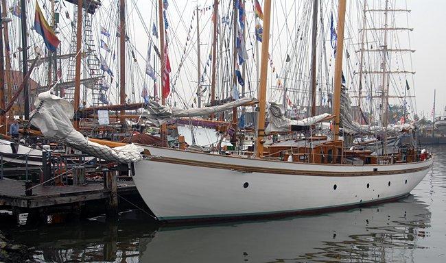 Ella, Volker Gries, Sail Bremerhaven 2015 , 08/2015