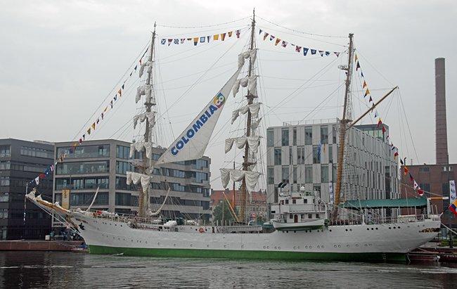 Gloria, Volker Gries, Sail Bremerhaven 2015 , 08/2015