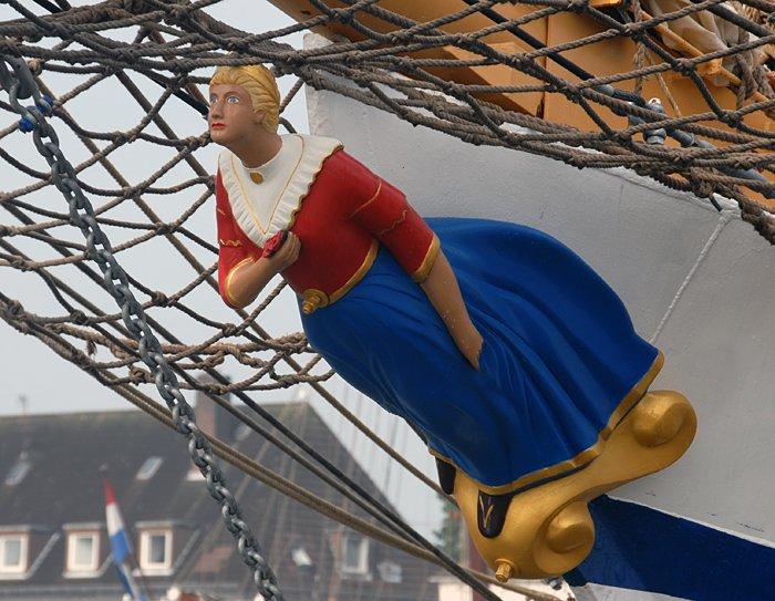 Großherzogin Elisabeth, Volker Gries, Sail Bremerhaven 2015 , 08/2015