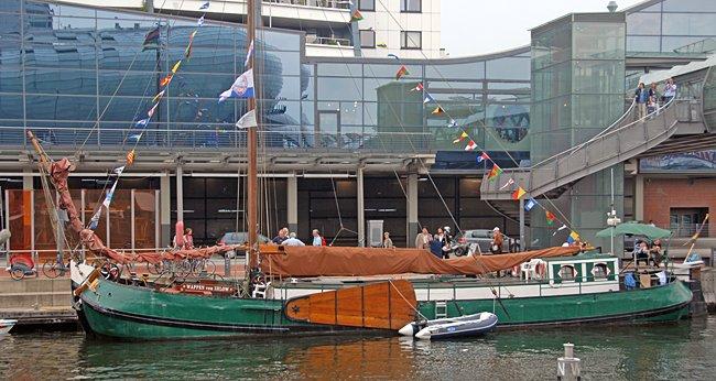 Wappen von Ihlow, Volker Gries, Sail Bremerhaven 2015 , 08/2015