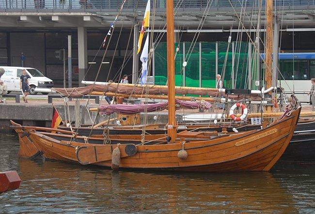 Oderik von Oederquart, Volker Gries, Sail Bremerhaven 2015 , 08/2015