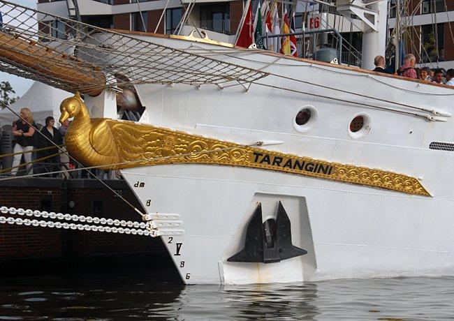 Tarangini, Volker Gries, Sail Bremerhaven 2015 , 08/2015