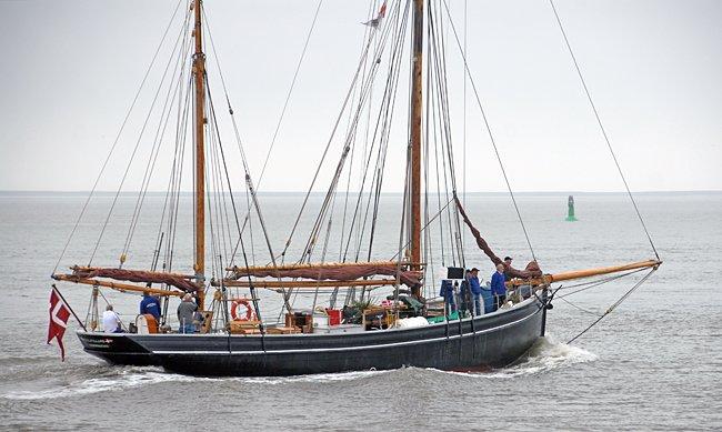 W. Klitgaard, Volker Gries, Sail Bremerhaven 2015 , 08/2015