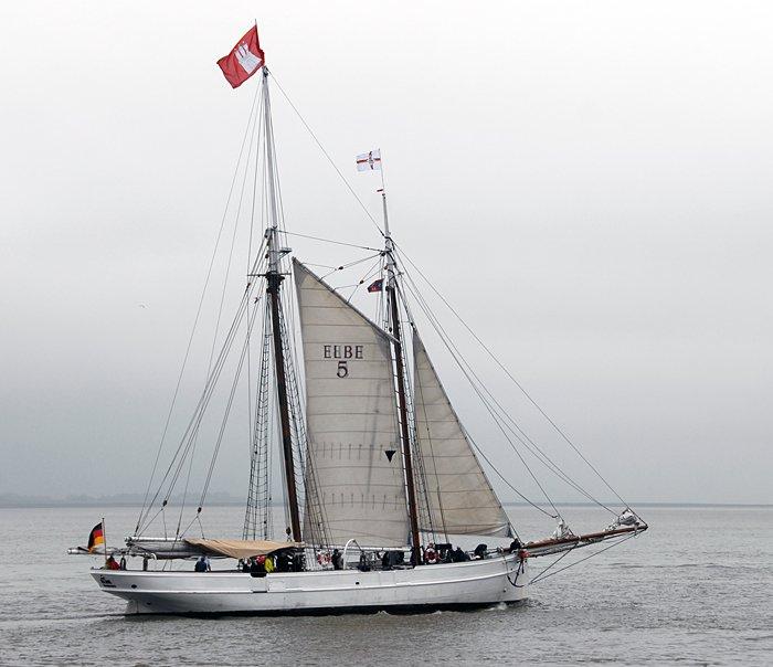 No. 5 Elbe, Volker Gries, Sail Bremerhaven 2015 , 08/2015