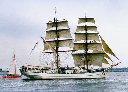 Astrid, Volker Gries, Hanse Sail Rostock 1999 , 08/1999
