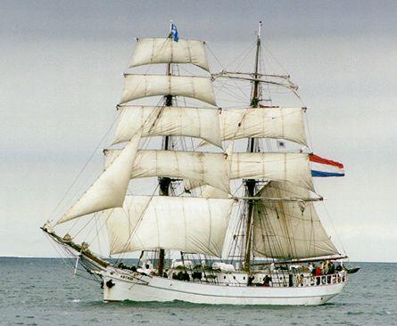 Astrid, Volker Gries, Hanse Sail Rostock 2000 , 08/2000