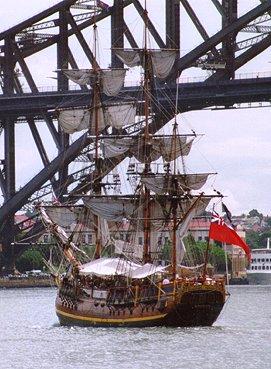 Bounty III, Andreas Ratsch, Sydney , 02/1999