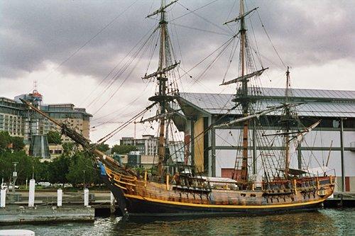 Bounty III, Donald Telfer, Sydney , 07/2007