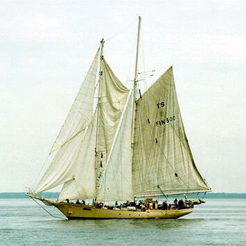 Helena, Volker Gries, Hanse Sail Rostock 1998 , 08/1998