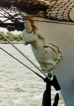 Lili Marleen, Volker Gries, Hanse Sail Rostock 1997 , 08/1997