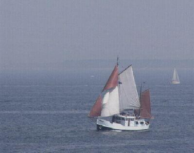 Königin Wilhelmina, Volker Gries, Hanse Sail Rostock 1998 , 08/1998