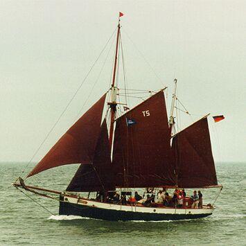 Sampo, Volker Gries, Hanse Sail Rostock 1998 , 08/1998