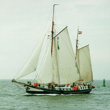 Skylge, Volker Gries, Hanse Sail Rostock 1998 , 08/1998