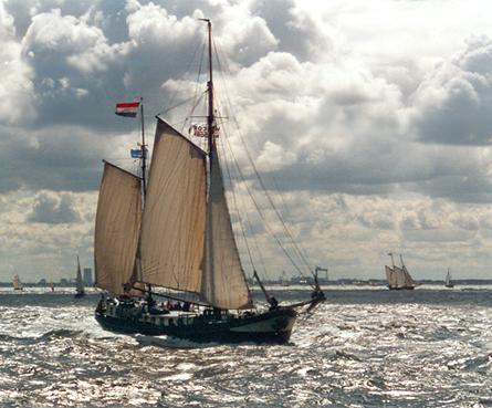 Skylge, Volker Gries, Hanse Sail Rostock 2001 , 08/2001