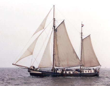 Skylge, Volker Gries, Hanse Sail Rostock 2002 , 08/2002