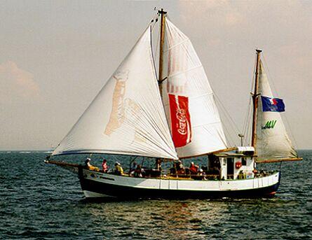 Sturmvogel, Volker Gries, Hanse Sail Rostock 1997 , 08/1997