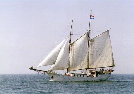 Abel Tasman, Volker Gries, Hanse Sail Rostock 1999 , 08/1999