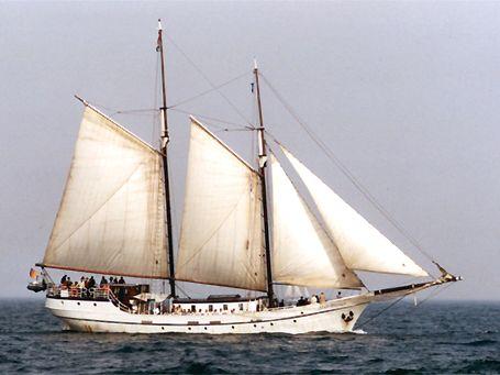 Abel Tasman, Volker Gries, Hanse Sail Rostock 2002 , 08/2002