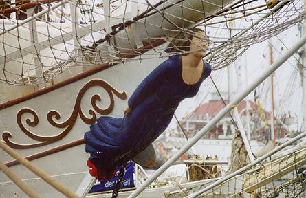 Christian Radich, Volker Gries, Sail Bremerhaven 2000 , 09/2000