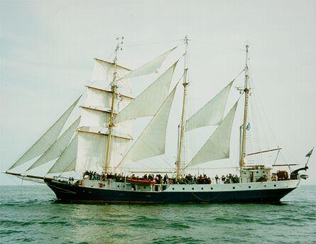 Atlantis, Volker Gries, Hanse Sail Rostock 1998 , 08/1998