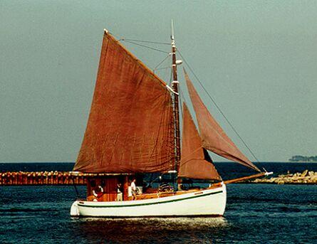 Tigaiga, Volker Gries, Hanse Sail Rostock 1997 , 08/1997
