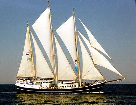 Pedro Doncker, Volker Gries, Hanse Sail Rostock 1997 , 08/1997