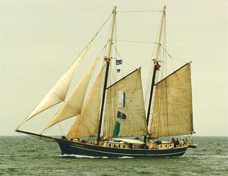 Catherina, Volker Gries, Hanse Sail Rostock 1998 , 08/1998