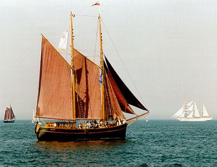 Krik Vig, Volker Gries, Hanse Sail Rostock 1997 , 08/1997