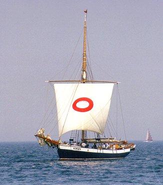 Norden, Volker Gries, Hanse Sail Rostock 1999 , 08/1999