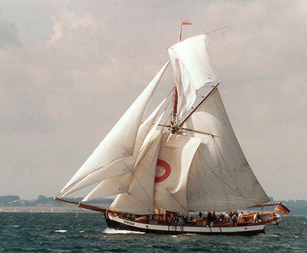 Norden, Volker Gries, Hafenfestival Lübeck 2001 , 09/2001