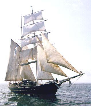 Italia, Volker Gries, Hanse Sail Rostock 2000 , 08/2000